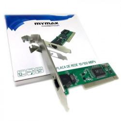PLACA DE REDE PCI 10/100 MYMAX