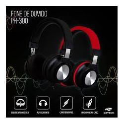 FONE C/MICROFONE Ph-300 C3...