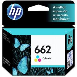 CARTUCHO HP 662 ORIGINAL...