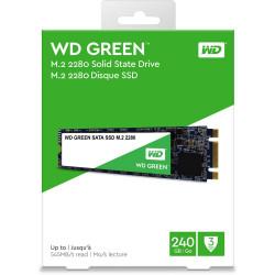 SSD WD GREEN M.2 2280 240GB...