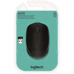 Logitech Mouse Sem Fio M170...