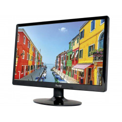 "Monitor Slim 19"" LED PCTOP"