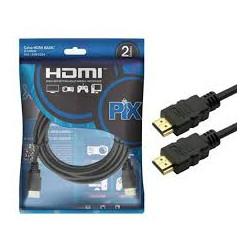 Cabo HDMI X HDMI 2,0 Metros...