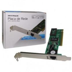 Placa de Rede Mymax PCI...