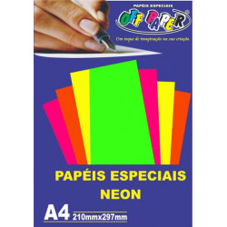 Papel Neon Off Paper