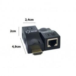 Extensor HDMI 30 metros LOTUS