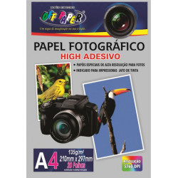 Papel Fotográfico High...