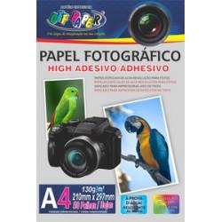 Papel Fotográfico Adesivo...