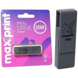 PENDRIVE MAXPRINT TWIST 32GB